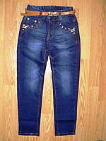 Джинсовые брюки на девочку оптом, HL Xiang, в остатке 98, 116 рр., фото 1