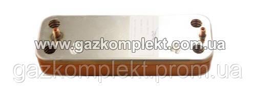 Теплообменник вторичный JUNKERS-BOSCH EUROLINE ZW 23-1 AE/KE 8705406287