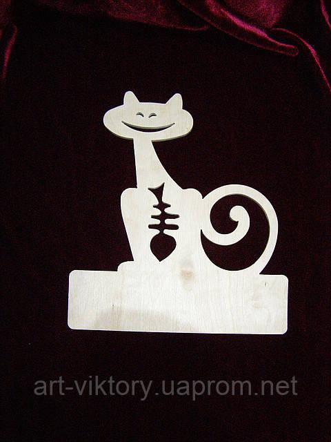 Кіт зі скелетом