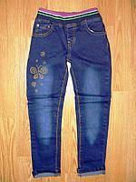 Джинсовые брюки на девочку оптом, S&D, 1, 2 рр., фото 1
