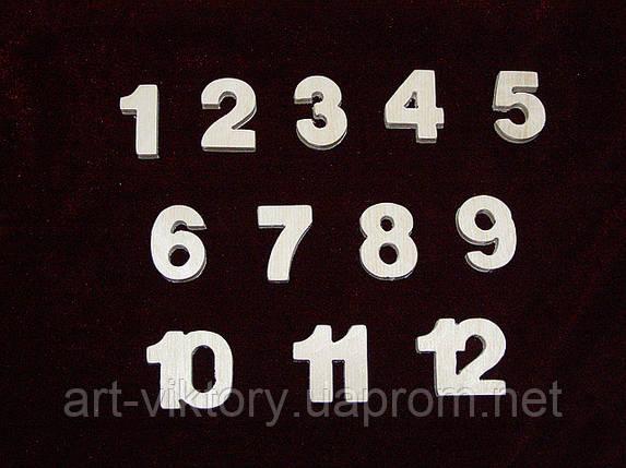 Цифри для годин і просто (набір), фото 2