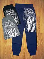 Спортивные брюки для мальчиков оптом, Seagull, 134-164 рр, фото 1