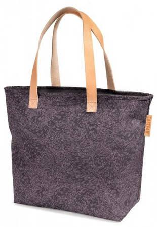 Симпатичная городская сумка 18 л. Flask Eastpak EK85867H черно-серый