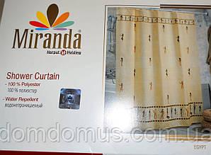 Штора для ванної кімнати Miranda 180*200, Туреччина, 1820-4
