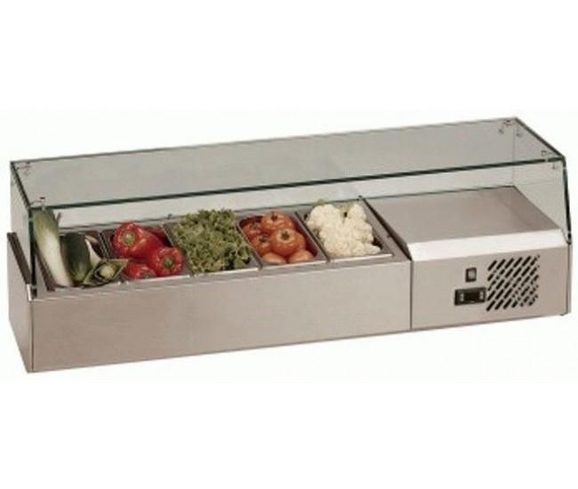 Витрина холодильная Tefcold  VK33-150