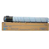 Тонер Konica Minolta TN-512C Cyan (голубой) для bizhub С454e/C554e (26 000 страниц, А4 @5%)