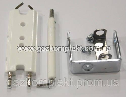 Электроды розжига + ионизация (комплект) JUNKERS-BOSCH 8718107050