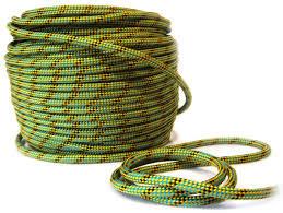 Шнур поліпропіленовий плетений
