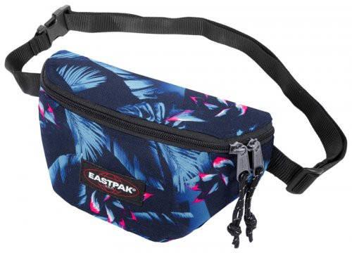 Интересная сумка на пояс Springer Eastpak EK07473L темно-синий