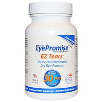 EyePromise, EZ Tears, 60 Enteric-Coated Softgels