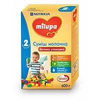 Сухая молочная смесь Milupa 2, 600 г