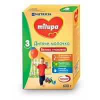 Сухая молочная смесь Milupa 3, 600 г