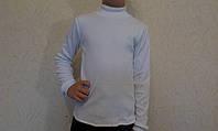 Гольф  для мальчика белый, фото 1