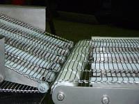 Сетки транспортерные металлические глазировачные
