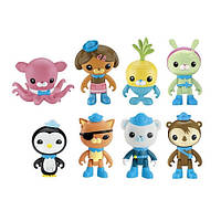 "Набор фигурок ""Октонавты"" Fisher-Price Octonauts"