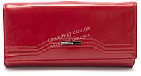 Женский стильный кошелек COSSROLL art. Q01-5242 красный