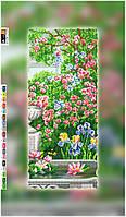 """Схема для вышивки бисером на подрамнике (холст) """"Любимый сад"""""""