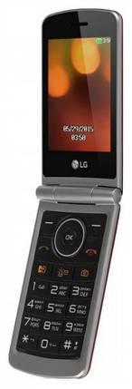 Мобильный телефон LG G360 DS Red, фото 2