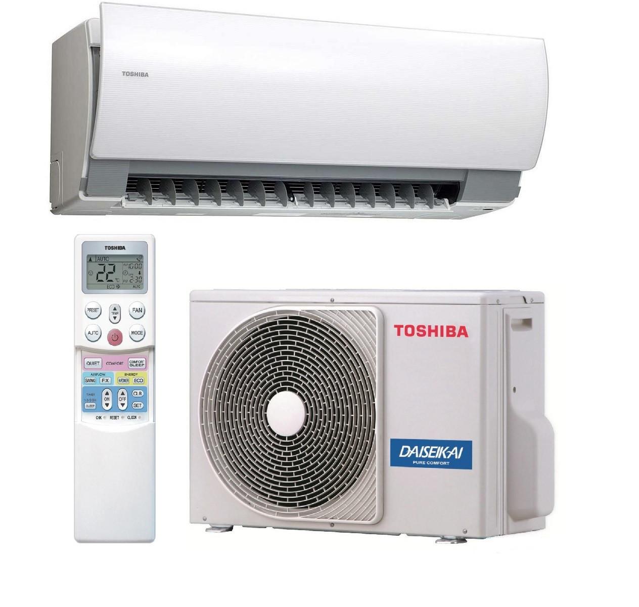 Инверторный кондиционер Toshiba RAS-07PKVP-ND/RAS-07PAVP-ND