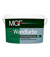 Краска интерьерная дисперсионная MGF Wandfarbe, 10 л