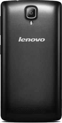 Мобильный телефон Lenovo A1000m DS Black, фото 2