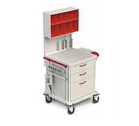 Тележка медицинская функциональная ТМ-2 Medin (Медин)