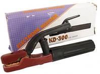 Электрододержатель KD-300А  длина 21 см