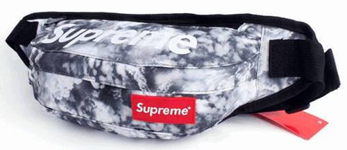Практичная спортивная сумка на пояс Supreme 134, космос