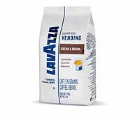 Кофе Lavazza Crema Aroma Vending в зернах 1 кг