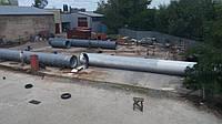 Производство Газоходы , Дымовые и вентиляционные промышленные стальные трубы - перевозка , монтаж , сервисное