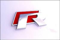 3D эмблема R: серия R-line - Цвет красный