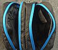 Сумка месенджер через плече Under Armour 163, синій Репліка, фото 4