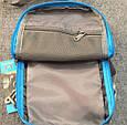 Спортивна сумка месенджер Андер Армор 164, сірий Репліка, фото 5