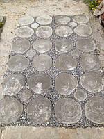 """Тротуарная плитка """"Пеньки """" для сада"""