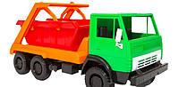 Детская машина коммунальная Х-1,в сетке,24х12х10,5см.