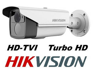 HD-TVI (Turbo HD) камеры