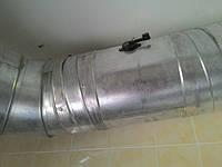Монтаж вентиляции на молокозаводе 2