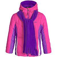 Демисезонная куртка для девочки Pacific Trail. Размер M (5-6).