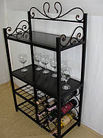 Комод-бар для вина и аксессуаров  -  112-2