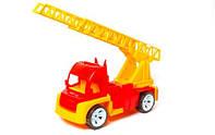 """Пожарная машина для мальчика""""Алекс"""",38х25х22см."""
