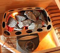 Банная печь Sawo Mini X MX-36 NB