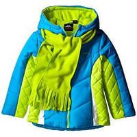 Демисезонная куртка для девочки Pacific Trail. Размер S (4), M (5-6), L (6Х).
