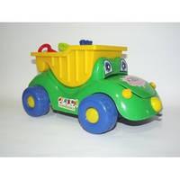 Машина Собачка для мальчиков и девочек,27х16х13см.