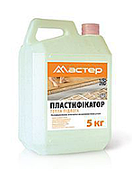 "МАЙСТЕР пластифікатор ""Тепла підлога"" 5 кг"