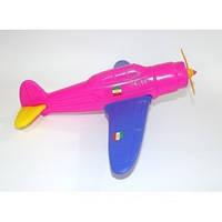 Детский самолёт,в пакете,35х32х11см.