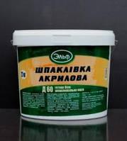 Шпаклевка Д60 8кг МВА