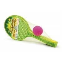Ракетки для тенниса,с мячиком,в сетке,36х19см.