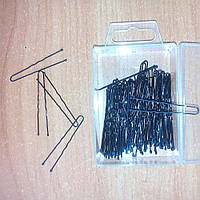 Шпильки для волос , 4,5 см (1уп.100шт), фото 1