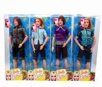 """Кукла типа """"Кен"""" 8655B-B, 4-вида"""