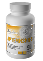 Фитокомплекс Артемизин – S - эффективное противопаразитарное средство.
